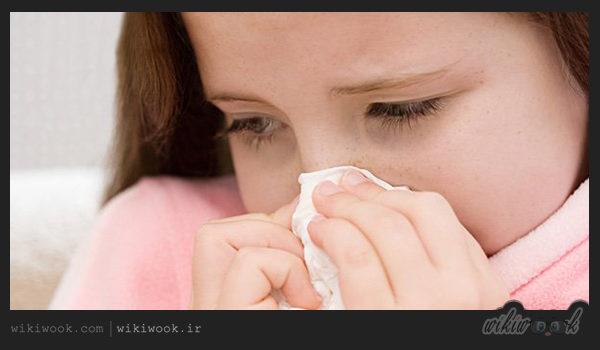 حساسیت های فصلی را چگونه درمان کنیم؟ / ویکی ووک