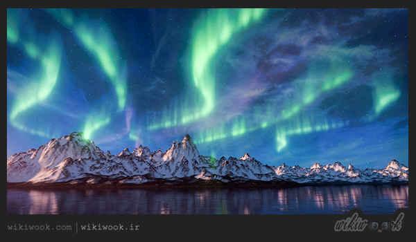 شفق قطبی چیست و چه مفهومی دارد؟ / ویکی ووک