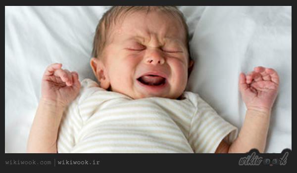 دلیل سکسکه نوزاد چیست؟ / ویکی ووک