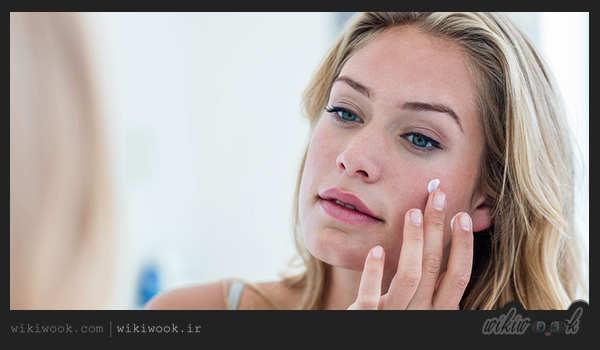 کرم ضد آفتاب - ویکی ووک