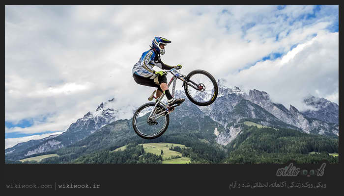 آشنایی با ورزش دوچرخه سواری / ویکی ووک