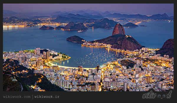 در مورد جاذبه های گردشگری برزیل چه می دانید؟ / ویکی ووک