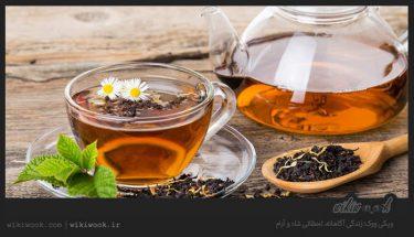 درباره چای سیاه و خواص آن چه می دانید؟ - ویکی ووک
