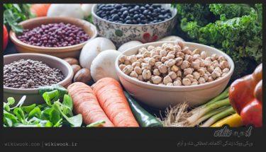 کدام مواد غذایی دارای کلسیم هستند؟ / ویکی ووک
