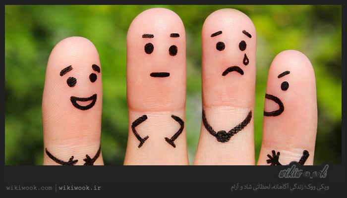 چگونه هیجان خود را کنترل کنیم؟ / ویکی ووک