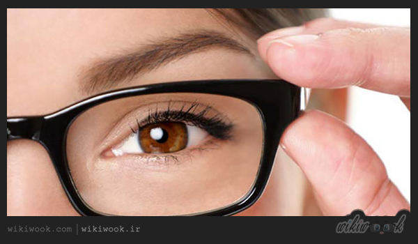 ضعف چشم