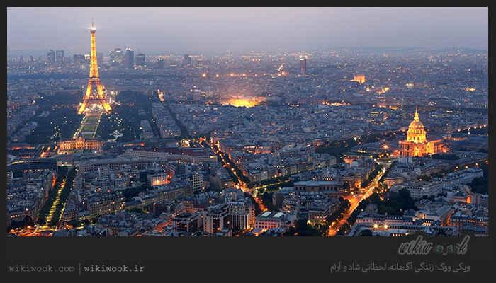 در مورد جاذبه های گردشگری فرانسه چه میدانید؟ / ویکی ووک
