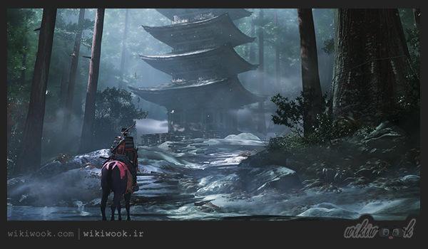 چرا بازی Ghost of Tsushima دیر معرفی شد؟ / ویکی ووک