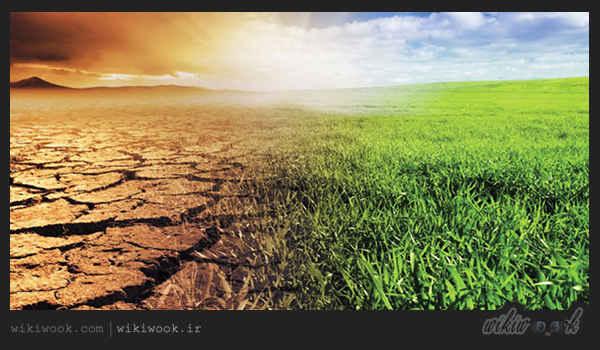 متن کوتاه انگلیسی دربارهی سیارهی زمین قسمت اول / ویکی ووک