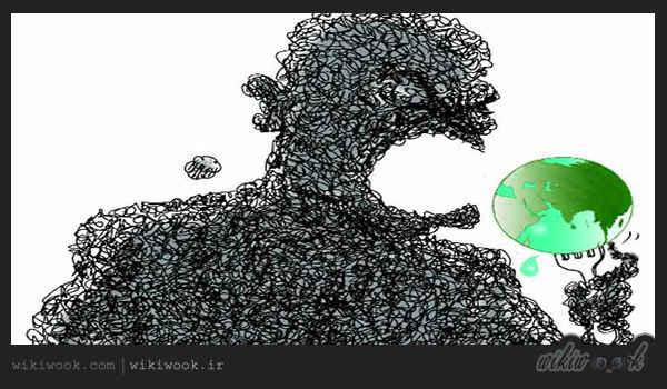 متن کوتاه انگلیسی دربارهی سیارهی زمین قسمت سوم / ویکی ووک
