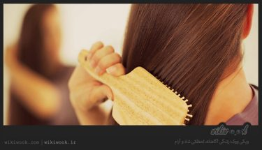 چگونه موهای سالم و زیبایی داشته باشیم؟ / ویکی ووک
