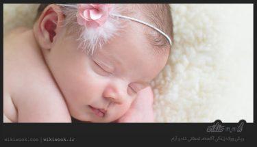 کم خونی نوزادان