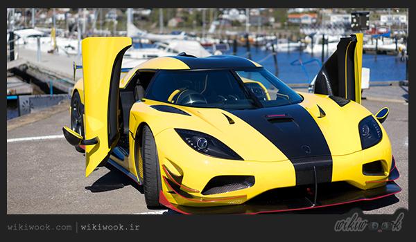 بررسی سریع ترین خودرو جهان کونیگزگ آگرا RS/ ویکی ووک