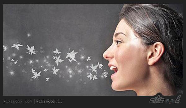 چه بخوریم تا دهانی خوش بو داشته باشیم؟ / ویکی ووک
