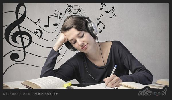 متن کوتاه انگلیسی دربارهی موسیقی و یادگیری / ویکی ووک
