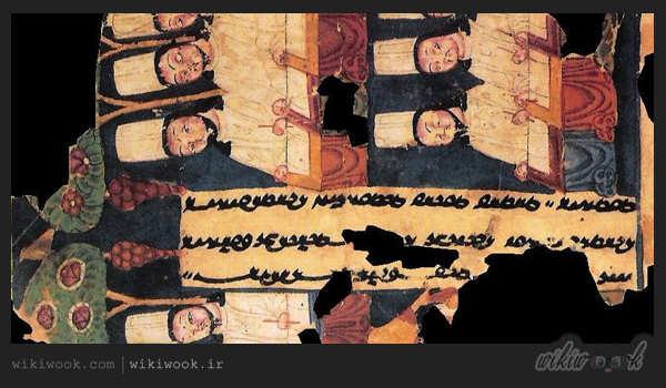 مشخصترین سابقهٔ نگارگری ایرانی کتب
