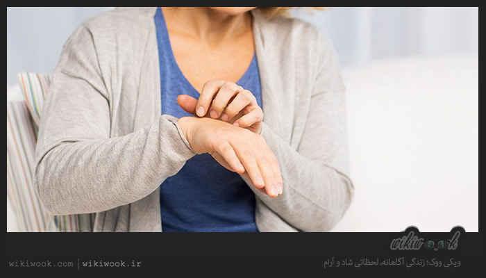 دلیل مورمور شدن دست و پا چیست؟ / ویکی ووک