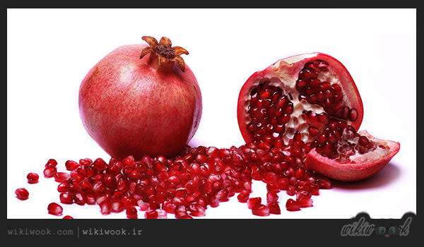 سالاد انار را چگونه درست کنیم؟ / ویکی ووک