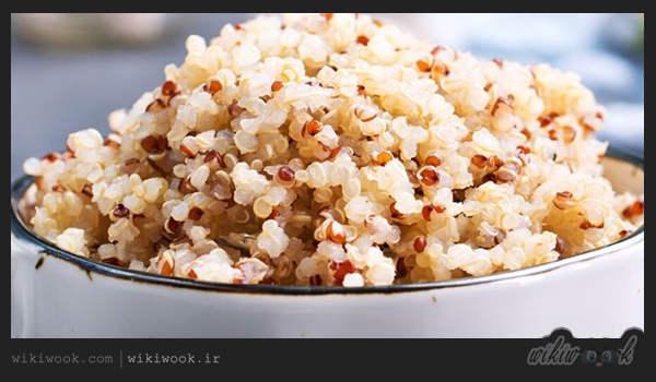 Quinoa - wikiwook