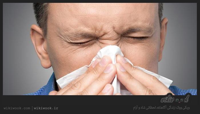 چگونه آبریزش بینی را درمان کنیم؟ / ویکی ووک