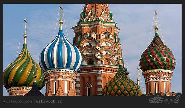 در مورد جاذبه های گردشگری روسیه چه می دانید؟ / ویکی ووک