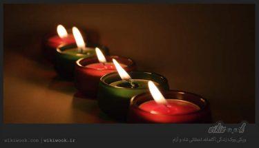 آموزش شمع سازی در خانه – ویکی ووک