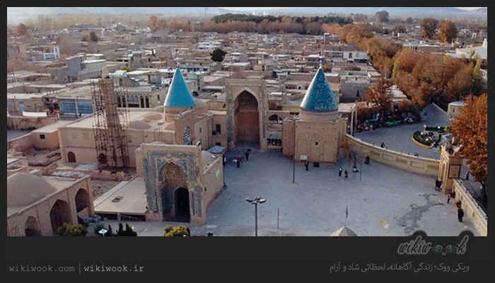 استان سمنان چه مکان های دیدنی دارد؟ / ویکی ووک
