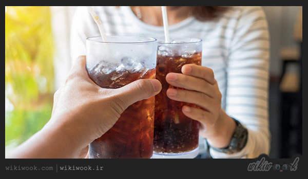نوشیدنی گاز دار - ویکی ووک