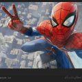 تاریخ انتشار بازی spider man