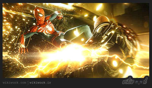 تاریخ انتشار بازی spider man / ویکی ووک