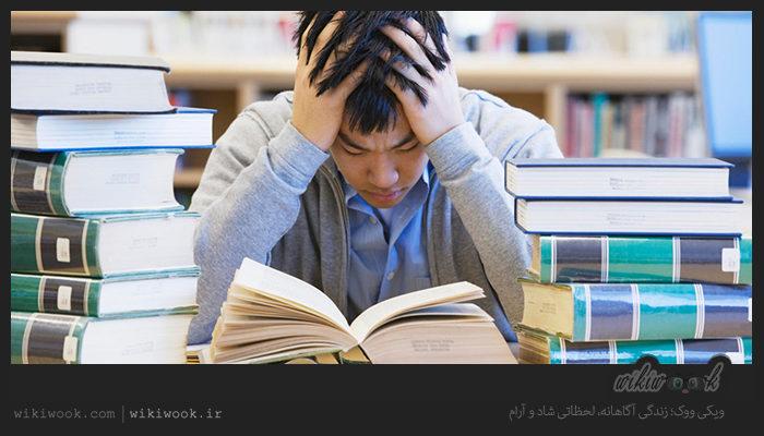 اضطراب و استرس باعث چه مشکلاتی می شود؟ / ویکی ووک