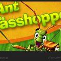 داستان انگلیسی مورچه و ملخ