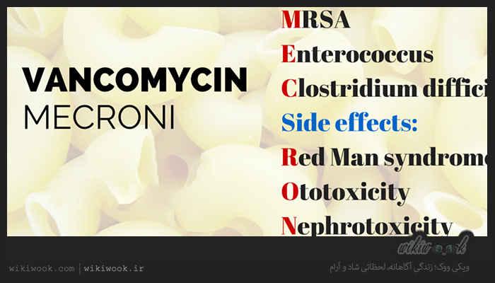 طریقهی مصرف وانکامیسین چگونه است؟ / ویکی ووک