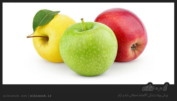 کدام نوع سیب مفید است؟ / ویکی ووک