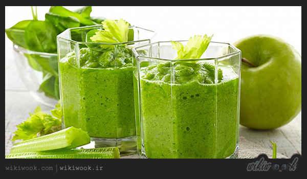 آیا آب سبزیجات لاغر میکند؟ / ویکی ووک
