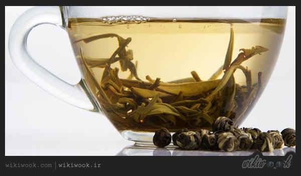 چای سفید و خواص آن / ویکی ووک