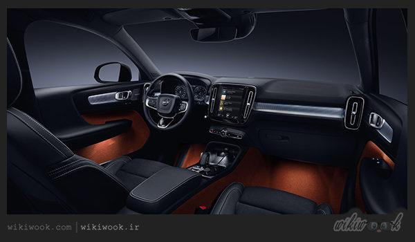 بررسی بهترین خودرو 2018 اروپا ولوو XC40 / ویکی ووک