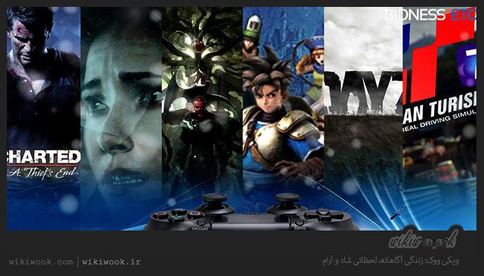 برترین بازی های PS4