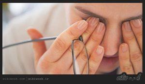 سندروم بینایی