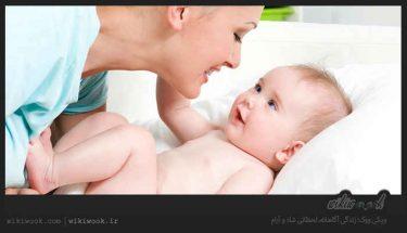 کودکان کی و چگونه زبان باز می کنند؟ / ویکی ووک