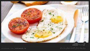 بهترین صبحانه ها برای لاغری کدامند؟ / ویکی ووک