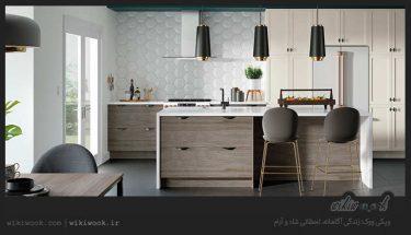 جنس انواع کابینت های آشپزخانه را بهتر بشناسیم - ویکی ووک