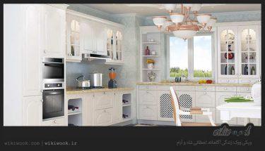 آیا جنس کابینت های آشپزخانه را به خوبی می شناسید؟ - ویکی ووک