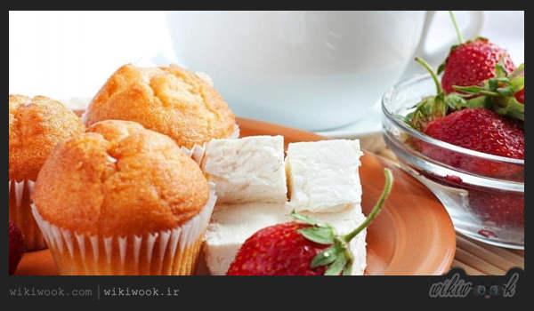 کیک یزدی را در خانه چگونه درست کنیم - ویکی ووک