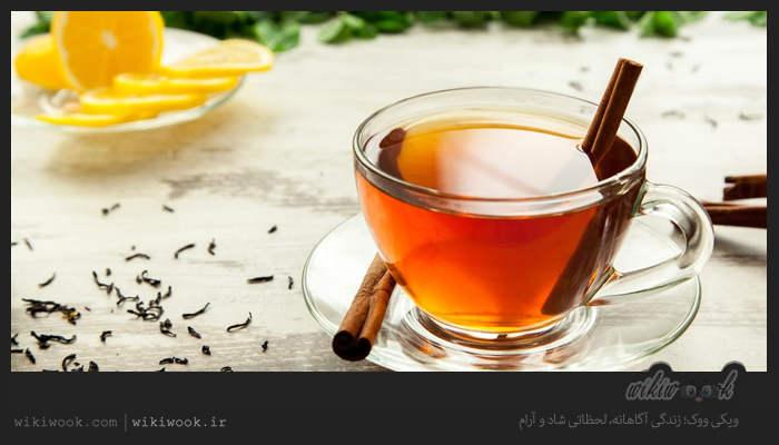 درباره چای دارچین و نحوه دم کردن آن چه می دانید - ویکی ووک