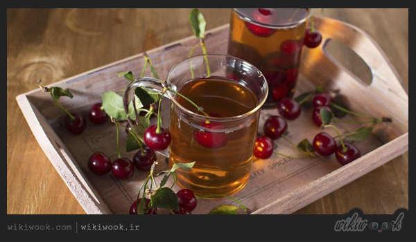 درباره چای آلبالو و فواید آن چه می دانید – ویکی ووک