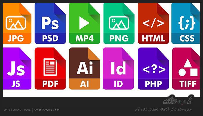 وب سایت های کاربردی برای تبدیل فرمت تصاویر / ویکی ووک