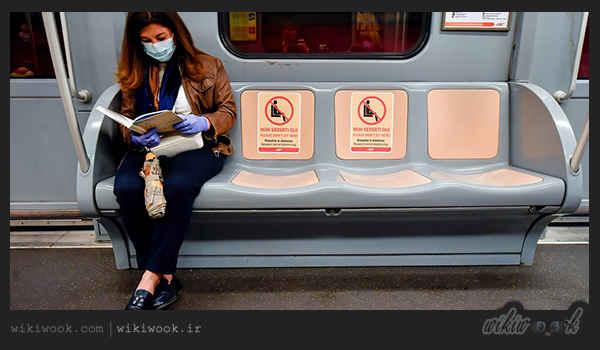 برای پیشگیری از ابتلا به کرونا در اتوبوس و مترو چه کنیم؟ - ویکی ووک