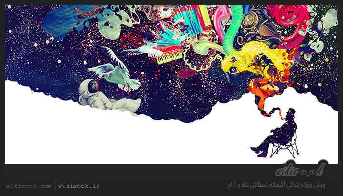 متن کوتاه انگلیسی درباره خلاقیت / ویکی ووک