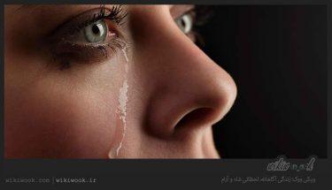 گریه کردن چه فوایدی دارد؟ / ویکی ووک